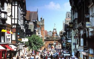 Chester shops and businesses