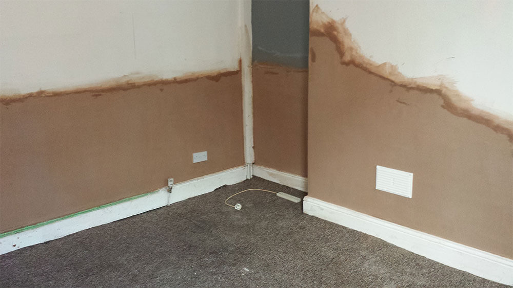 Treatment of Rising Damp